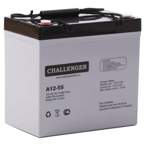 Аккумулятор для ИБП Challenger A12-55