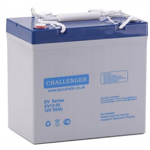 Аккумулятор для ИБП Challenger EV 12-55