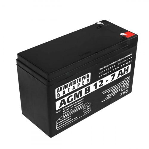 Аккумуляторная батарея AGM B12-7AH