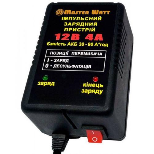 Зарядное устройство Master Watt АЗУ 4А 12В