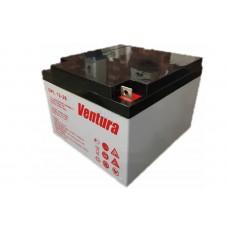 Аккумуляторная батарея VENTURA GPL 12-26