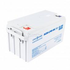 Мультигелевые аккумуляторные батареи LOGICPOWER LPM-MG 12V 65AH