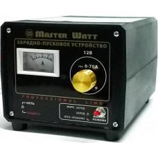 Пуско-зарядное устройство MASTER WATT ПЗУ 70А 12В