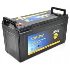 Аккумуляторная батарея Vipow LiFePO4 25.6V 50Ah 1280WH BMS 40A
