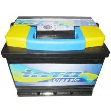 Аккумуляторная батарея ISTA Classic 6СТ-60 A1 560 02 02 L+