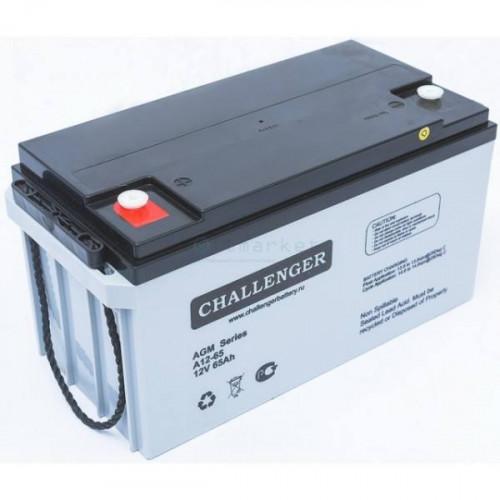 Аккумулятор для ИБП Challenger А12-65