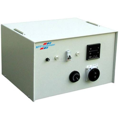 Однофазный стабилизатор напряжения NTT Stabilizer DVS 1110