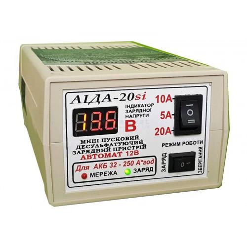 Мини пускозарядное устройство АИДА20Si
