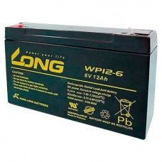 Аккумуляторная батарея Kung Long WP 12-6