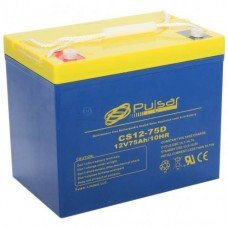Аккумулятор Pulsar CS12-75D