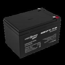 Аккумуляторная батарея LogicPower AGM LP 12-12AH SILVER