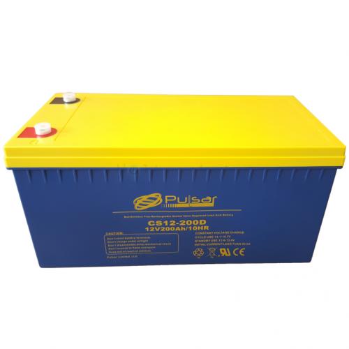 Аккумулятор для ИБП Pulsar CS12-200D