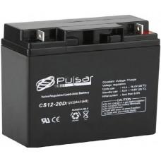 Аккумулятор PULSAR CS12-20