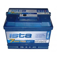 Аккумуляторная батарея ISTA 7 SERIES 6СТ-60 A2 H 560 22 14 R+