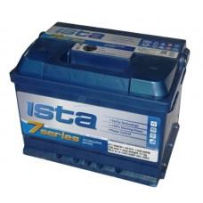 Аккумуляторная батарея ISTA 7 SERIES 6СТ-60 A2 H 560 22 12 L+