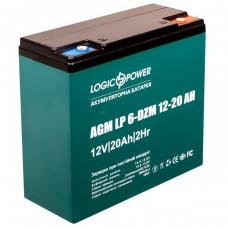 Тяговый аккумулятор LogicPower LP 6-DZM-20