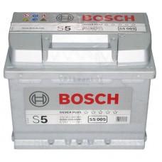 Аккумулятор стартерный BOSCH 6СТ-63 0092S50050 R+