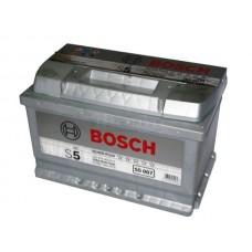 Аккумулятор стартерный BOSCH 6СТ-74 0092S50070 R+