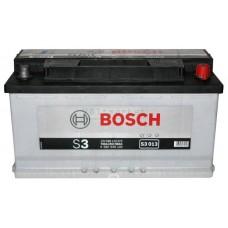 Аккумулятор стартерный BOSCH 6СТ-90 0092S30130 R+