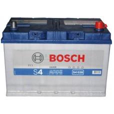 Аккумулятор стартерный BOSCH 6СТ-95 0092S40280 R+