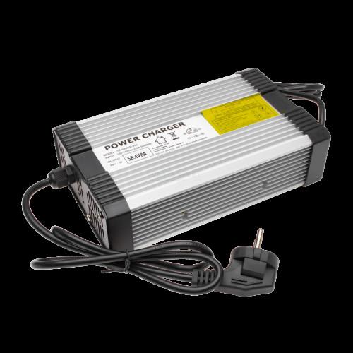 Зарядное устройство LogicPower ЗУ 48V(58.4V)-8A-384W