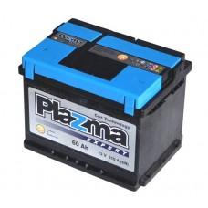 Аккумулятор стартерный Plazma EXPERT 6СТ-60 560 63 02 L+