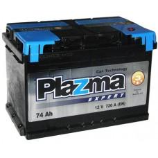 Аккумулятор стартерный Plazma EXPERT 6СТ-74 574 63 04 R+