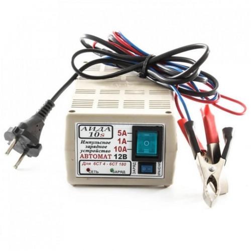 Зарядное устройство АИДА 10S гель/кислотный