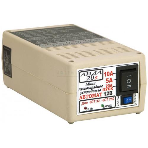 Зарядное устройство АИДА 20S гель/кислотный