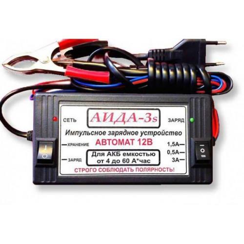 Зарядное устройство АИДА 3S гель/кислотный