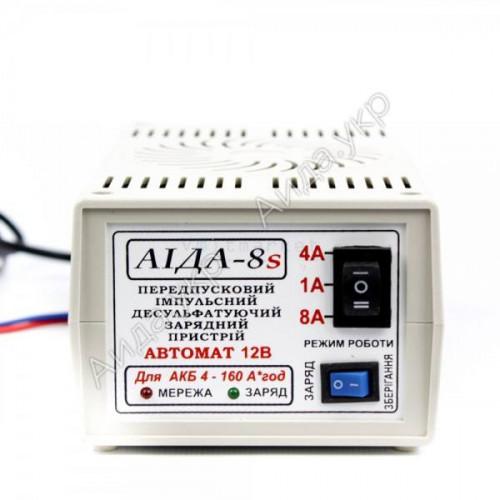 Зарядное устройство АИДА 8S гель/кислотный