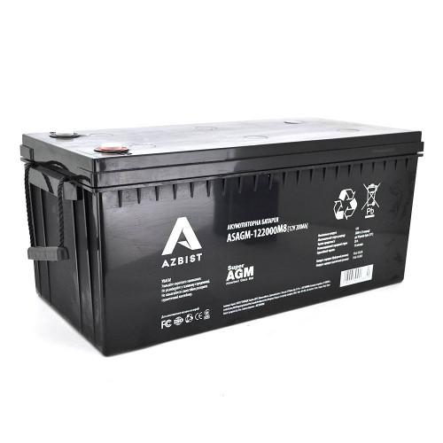 Аккумуляторная батарея AZBIST ASAGM-122000M8