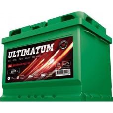 Автомобильная стартерная батарея Akom Ultimatum 6СТ-60 560 53 04 R+