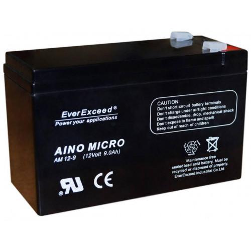 Аккумулятор для ИБП EverExceed AM 12-9,5