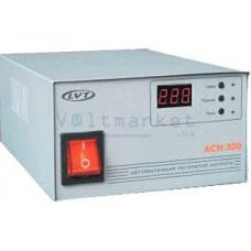 Релейный однофазный стабилизатор напряжения LVT АСН-300