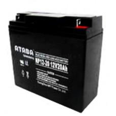Герметичные свинцово-кислотные аккумуляторные батареи TECHNOLOGY NP12-20