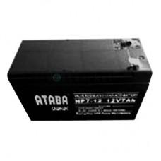 Герметичные свинцово-кислотные аккумуляторные батареи TECHNOLOGY NP12-7