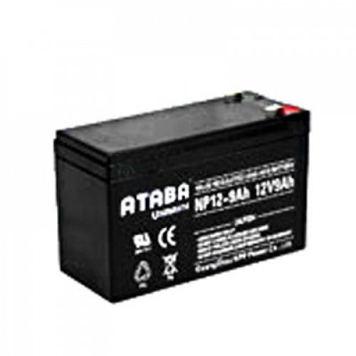 Герметичные свинцово-кислотные аккумуляторные батареи TECHNOLOGY NP12-9
