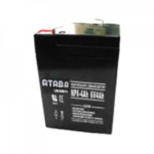 Герметичные свинцово-кислотные аккумуляторные батареи TECHNOLOGY NP6-4