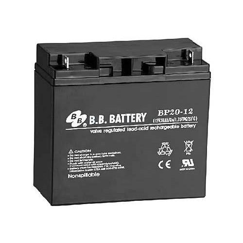 Аккумуляторная батарея B.B. Battery BP20-12/B1