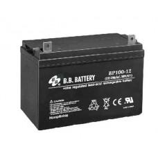 Аккумуляторная батарея B.B. Battery BP100-12