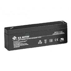 Аккумуляторная батарея B.B. Battery BP2,3-12/T1