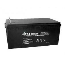 Аккумуляторная батарея B.B. Battery BP200-12/B10