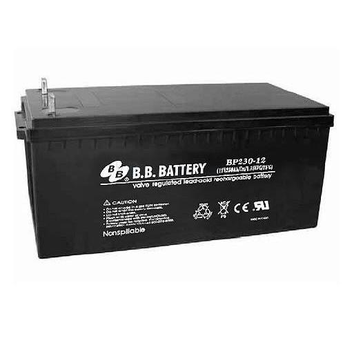 Аккумуляторная батарея B.B. Battery BP230-12/B9