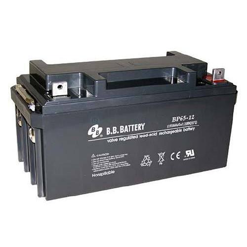 Аккумуляторная батарея B.B. Battery BP65-12/B2