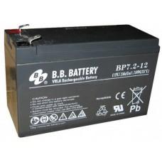 Аккумуляторная батарея B.B. Battery BP7.2-12/T2