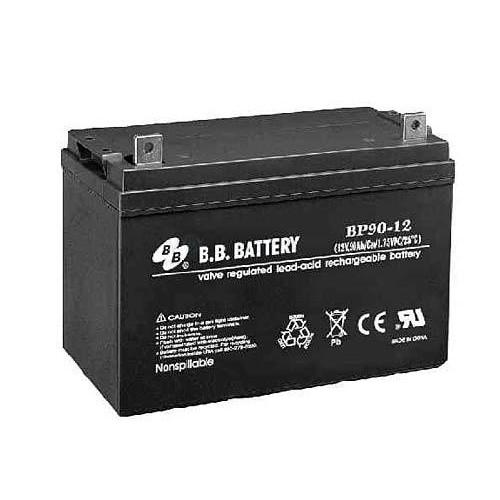 Аккумуляторная батарея B.B. Battery BP90-12/B3 (New)