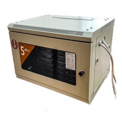 Аккумуляторная батарея BMS Eco Battery Li-ion 24V 208Ah 6U C0240208Z