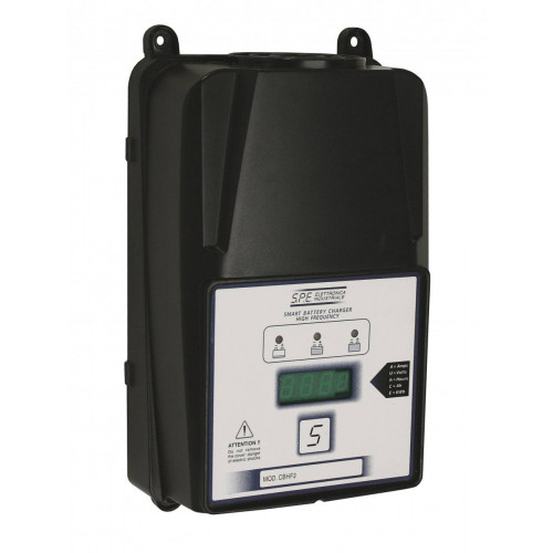 Зарядное устройство S.P.E Elettronica Industriale CBHF2 30А