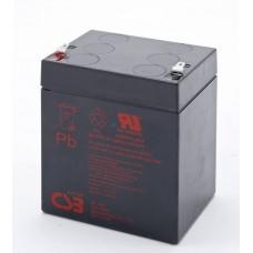 Аккумуляторная батарея CSB GP1245 12V4.5Ah